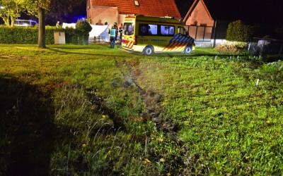 Ernstig ongeval te Riethoven.  11 oktober 2015